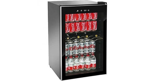 4.5 cu ft IGLOO Glass Front Beverage/Wine center