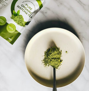 Know About Matcha Green Tea