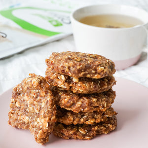 Healthy Date & Cranberry Cookies (Oil-Free + Quick)