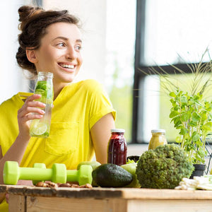 A Healthy Diet for Women Helps to Reach a Healthy Lifestyle