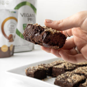 Chocolate Energy Brownies