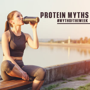 4 Common Myths About Protein Supplements Intake You Should Stop Believing