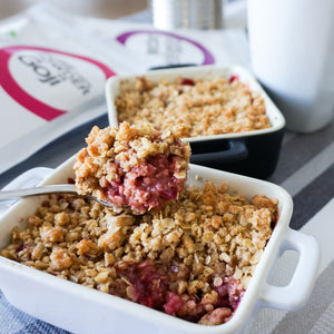 SUPERFOODS STRAWBERRY CRISP