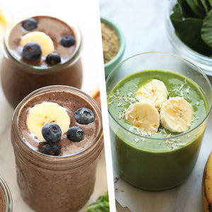 7 Healthy Superfood Smoothie Recipes For High Energy Workday