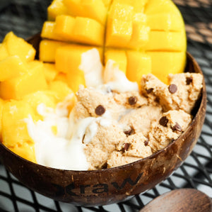 Breakfast Cookie Dough Bowl (1 serving)