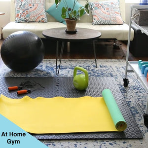 How To Create An Efficient And Inexpensive Home Gym?