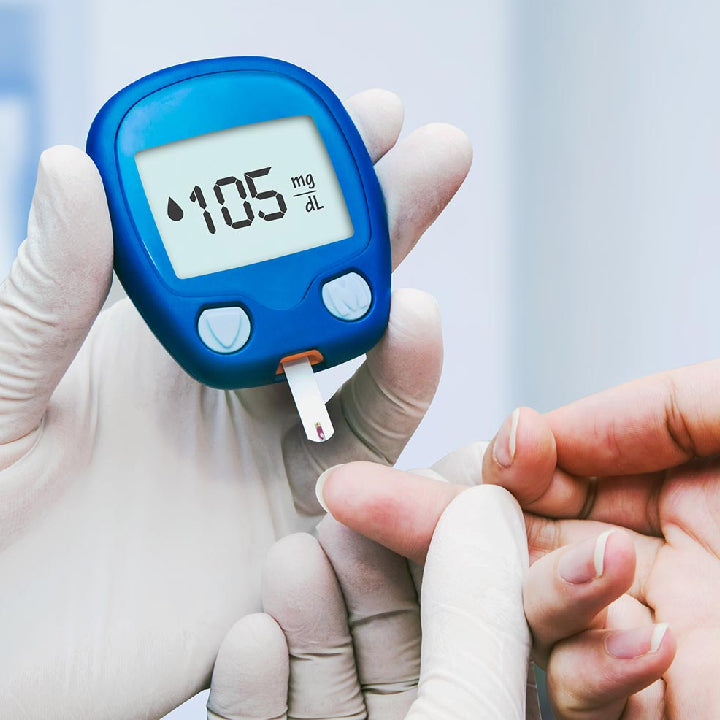 Lower Blood Sugar Level in Body