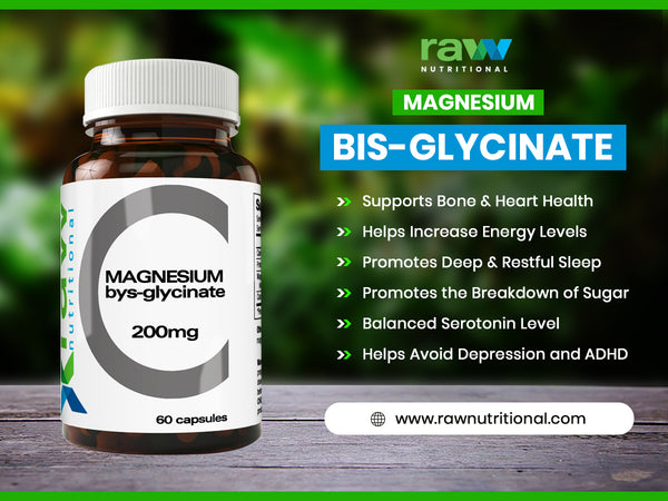 Magnesium Deficiency Benefits