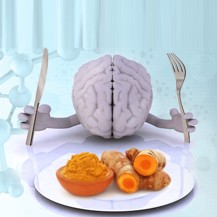 Turmeric Good For Brain