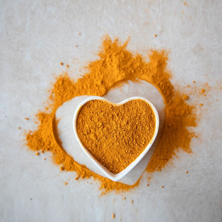 Curcumin Lowers Risk of Heart Disease