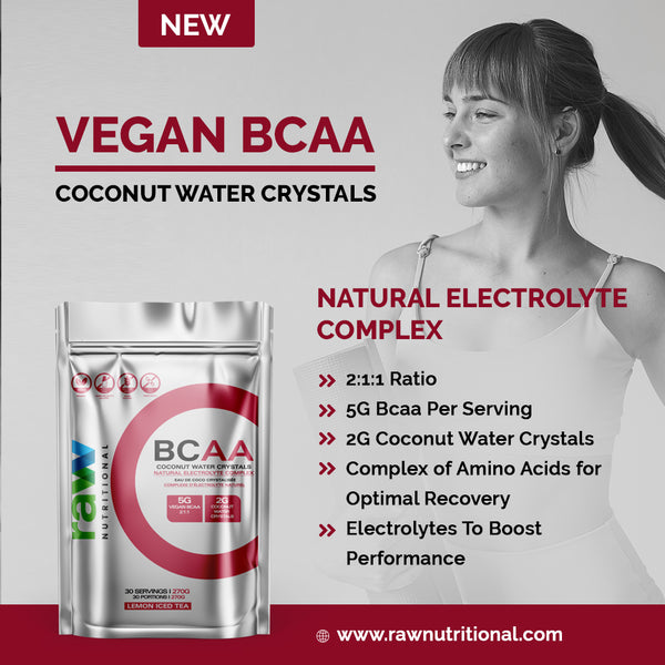 Vegan Bcaa Powder Benefits