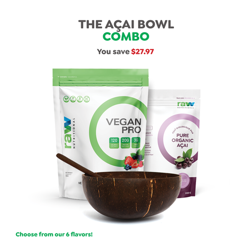 The Açai Bowl Combo