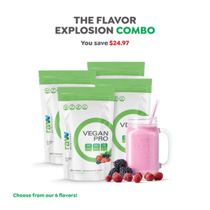 The Flavor Explosion Combo