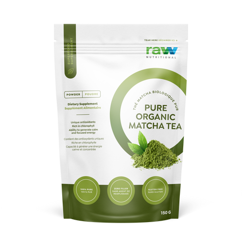 Pure Organic Matcha Tea Powder