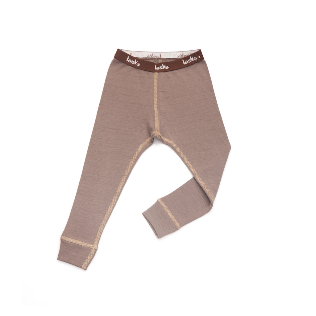 Leggings merino wool - Laska Kidswear