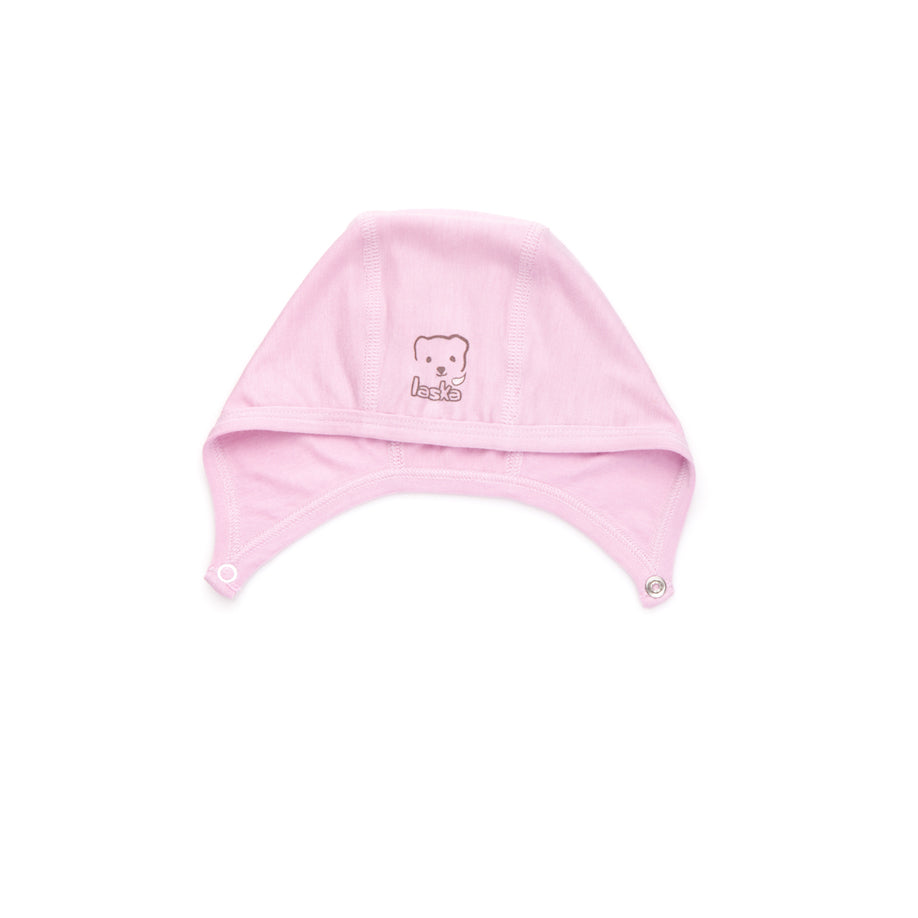 Hat with snaps - Laska Kidswear
