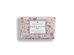 Beekman- Honeyed Grapefruit Goat Milk Soap