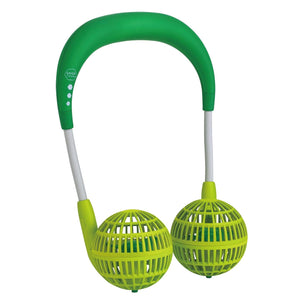 WFan Wearable Hands free Fan- KIDS (Green)
