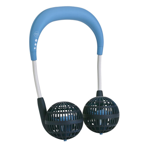 WFan Wearable Hands free Fan- KIDS (Blue)