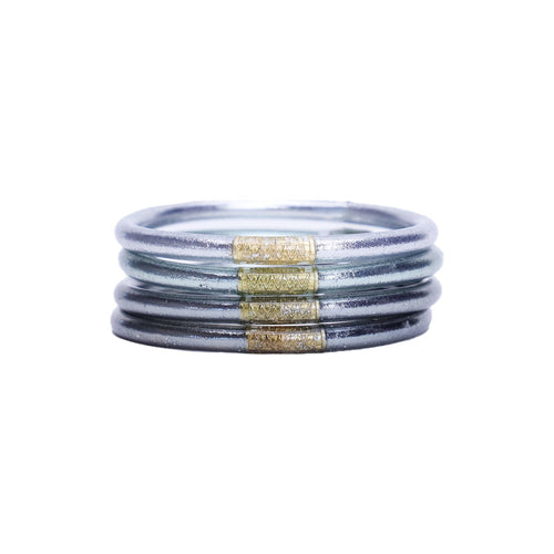 BuDhaGirl All Weather Bangles-Moon