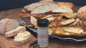 The Oyster Bed-Parrian's Cajun Butter Seasoning (Pouch)