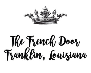 The French Door Gift Card