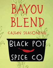 Black Pot Spice Co.- Bayou Blend