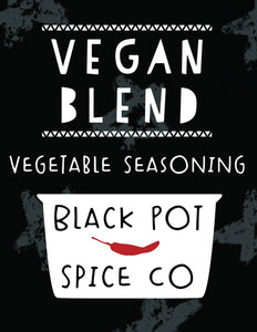 Black Pot Spice Co.- Vegan Blend