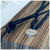 Significant 2021 - Ketting - Back to Black - 6mm