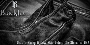 Grab a Sheep & Cow Skin before the Storm in USA
