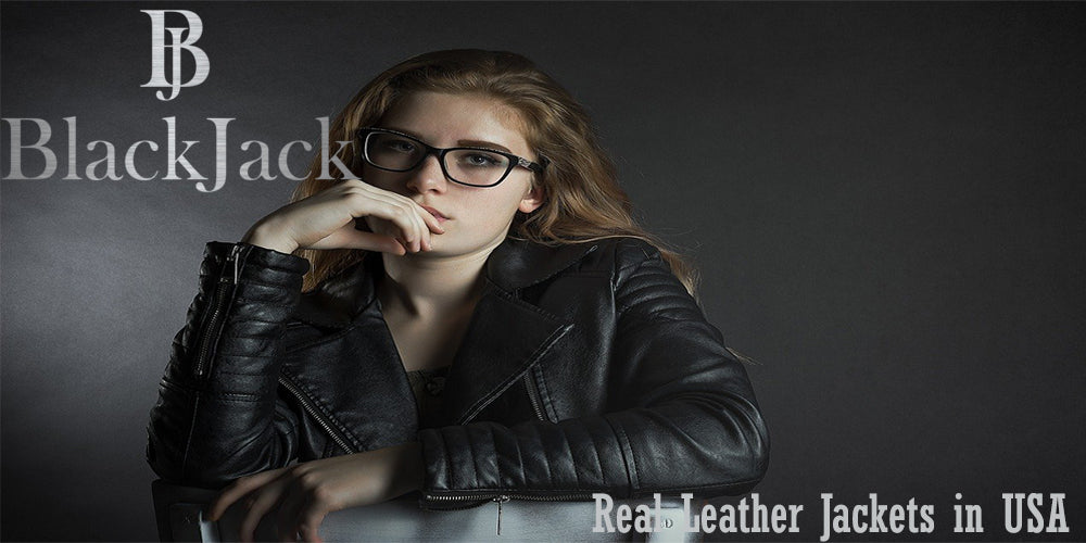 Real Leather Jackets in USA