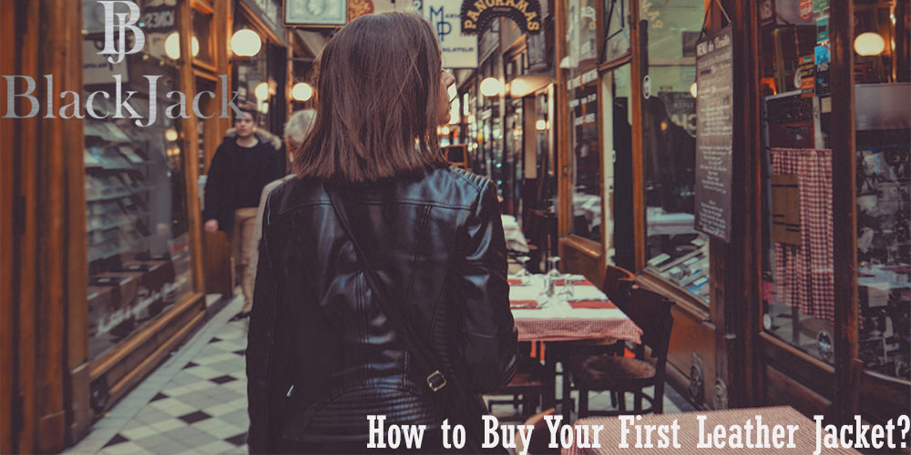 How to Buy Your First Leather Jacket