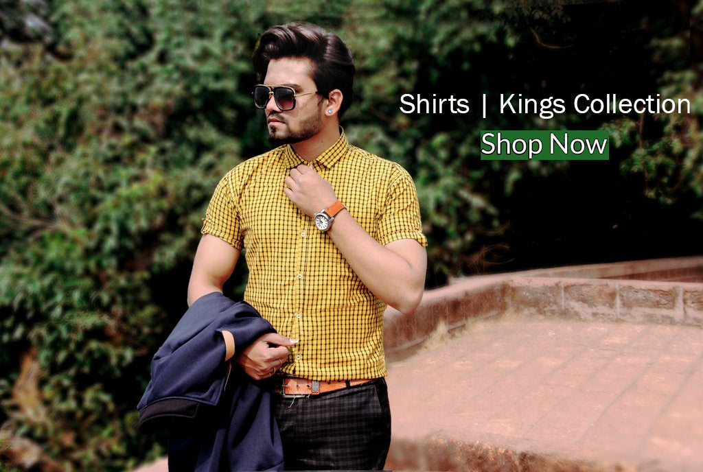Shirts | Kings Collection