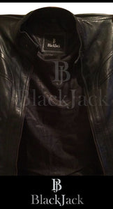 Bikers' Genuine Sheep Leather Jacket|BlackJack Leathers