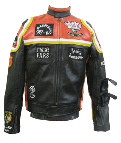 Harley Davidson Leather Jacket|BlackJack Leathers