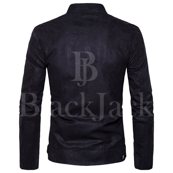 Supreme Winter Leather Jacket|BlackJack Leathers