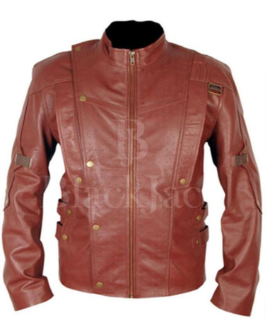 Chris Pratt Leather Jacket|BlackJack Leathers