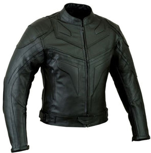 Batman Leather Jacket|BlackJack Leathers