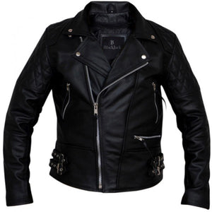 Genuine Cowhide Vintage Leather Jacket