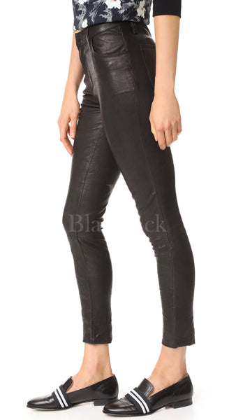 Mars Leather Pants