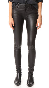 Saturn Leather Pants