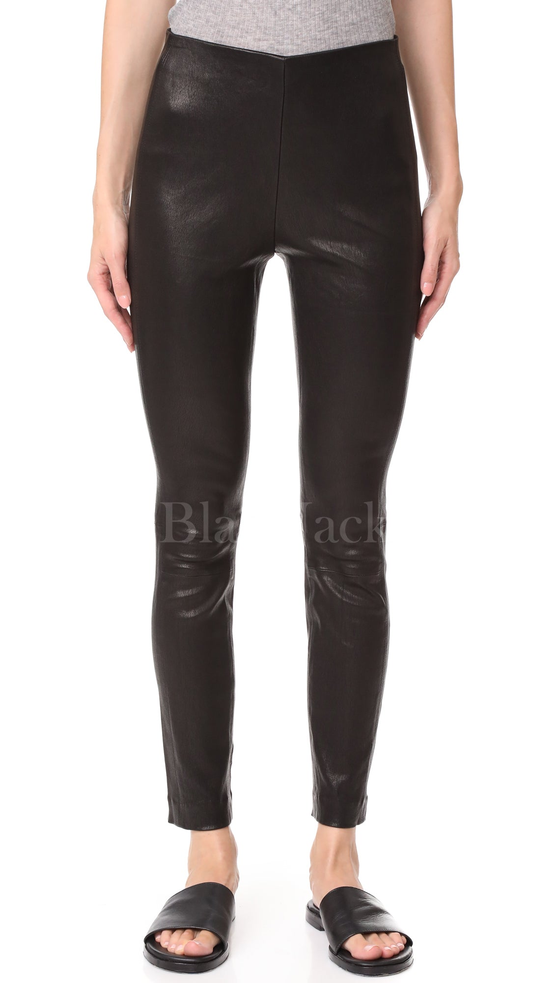 Gemini Leather Pants