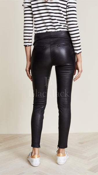 Night Life Leather Pants