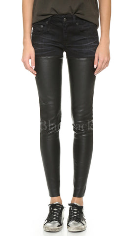 Quotidian Leather Pants