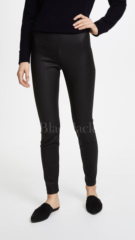 Eclipse Leather Leggings
