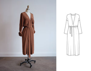 Grodin | Sewing Pattern