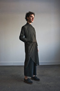 Ines | Cotton In Pine | MADE TO ORDER
