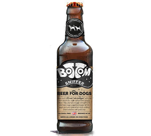 Bottom Sniffer - Beer for Dogs 330ml