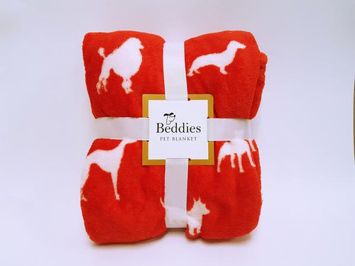 Beddies Soft Pet Blanket