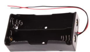 Battery Holder (AA/AAA/18650/9v)